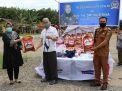 Di Tengah Pandemi, Anggota DPR RI Hj Sri Kustina Gelar Reses Sembari Bagikan Sembako