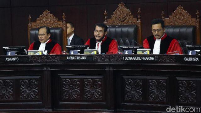 Pileg DPRD Sumsel II - Gugatan PKS dimentahkan MK, Kursi Masih dikuasai Nasdem