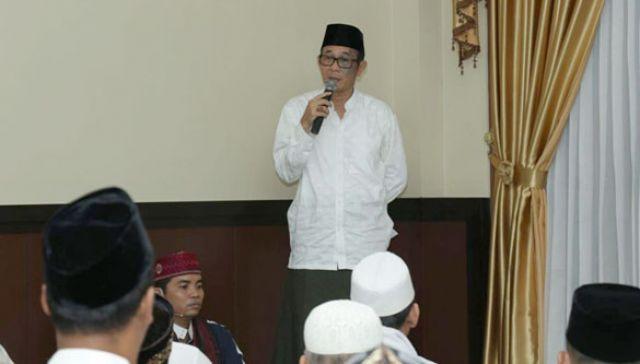 Awali Ramadhan, Bupati Ajak Bukber di Rumah Dinas