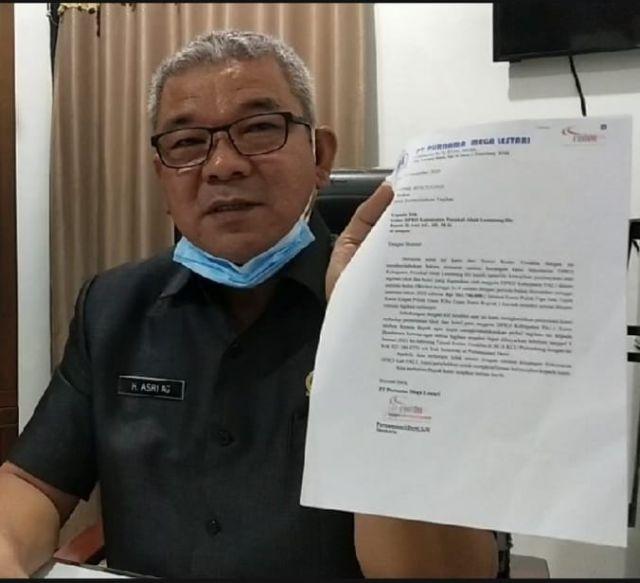 Sial! Mantan Sekwan Buron, Sekwan PALI yang Sekarang diduga Gelapkan Dana SPPD