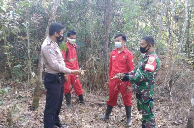 TNI Terus Sosialisasikan Bahaya Karhutlah