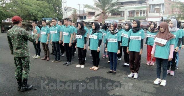 Mulai Perkuliahan, Mahasiswa Serasan PALI Jalani Ospek