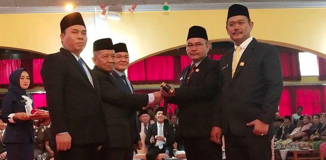 Soal Pelantikan Pimpinan Definitif, Ketua DPRD : Kami Masih Menunggu SK Gubernur