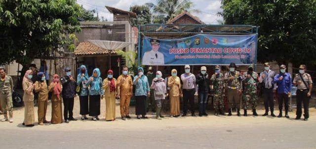 Hari ini Pemkab PALI Sosialisasi Pencegahan Covid-19 di 5 Kecamatan