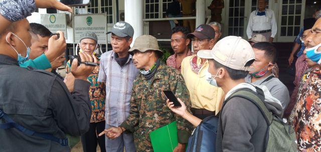 Janji Rapat Molor, Anggota Sinar Meriu Kesalkan Sikap DPRD