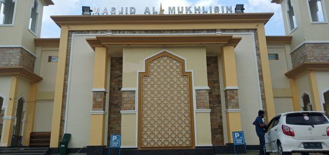 Hindari Corona, Pertamina Pendopo Tutup Fasilitas Umum. Termasuk Masjid