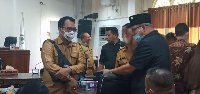 PALI dibelit Hutang, Ketua DPRD : Tata Kelola Keuangan Harus dirubah!