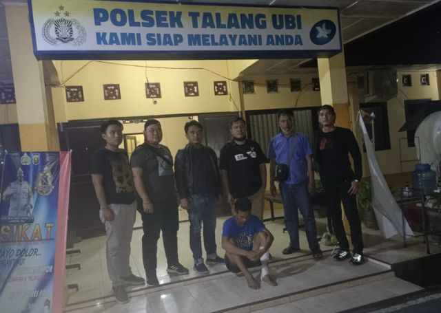 Ayah Tiri yang Bunuh Balita di PALI Berhasil ditangkap di Jakarta