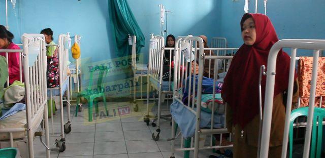 Sulit Air Bersih, Pasien Diare di PALI Meningkat