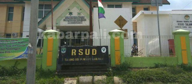RSUD Tak Ada Air, Pasien Telpon Ketua DPRD