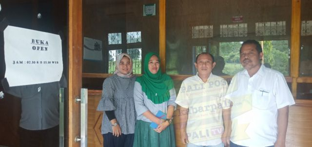 Institusi Pelayanan Publik di PALI Harap Bantuan Alat Cegah Covid-19