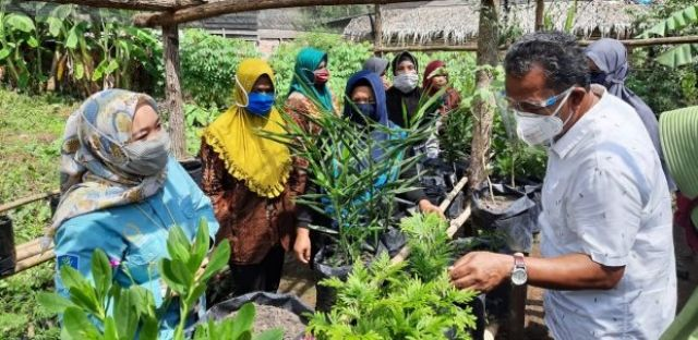 PT Pertamina EP Adera Field Terapkan Protokes Tiap Kegiatan