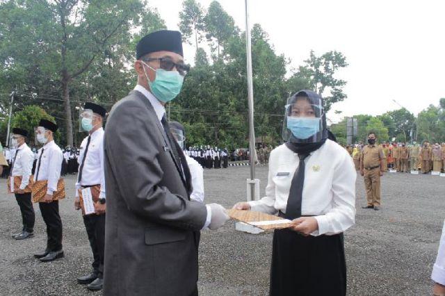 195 CPNS Kabupaten PALI diresmikan