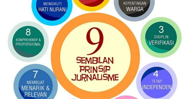 9 Elemen Jurnalisme Plus Elemen ke-10 dari Bill Kovach