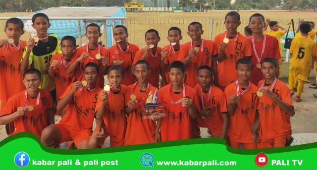 Team GSI PALI Juarai Kompetisi GSI Sumsel 2019