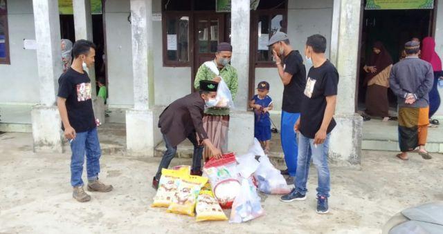 GENCAR Salurkan Bantuan Sembako ke PP Al-Rozi