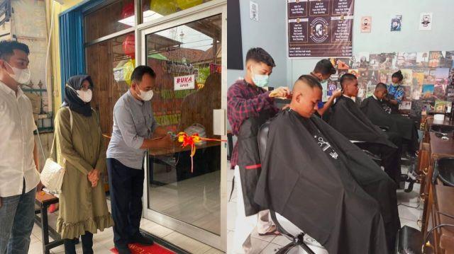 Ayo, Potong Rambut di D'explodit Barbershop, Capsternya Bersertifikat, Loh..!