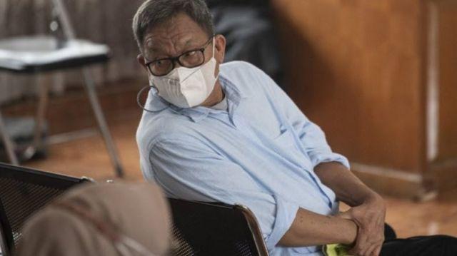 Terbukti Terima Suap, Mantan Bupati Muara Enim Muzakir Sai Sohar divonis 8 Tahun Penjara
