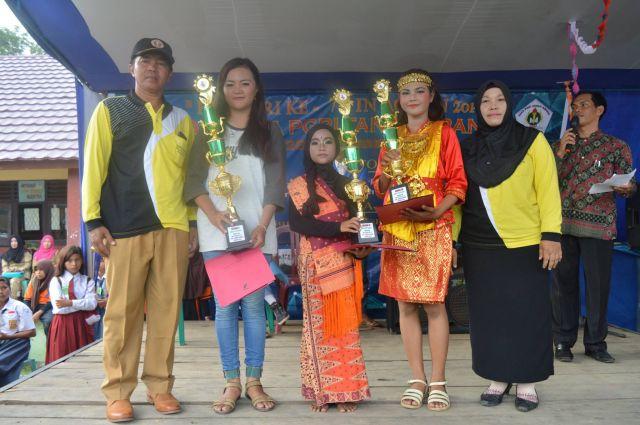 Momen HUT PGRI Ke-71, SMA PGRI Tanah Abang Gali Bakat dan Kreatifitas Siswa