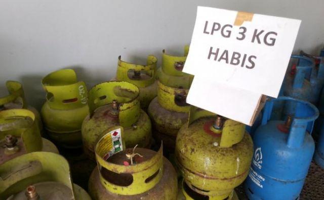 Gas Elpiji (dibuat) Langka. Harga dimahalkan?
